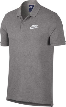 Nike Polo NSW CE Matchup PQ hombre Gris