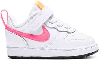 Nike Sneakers Court Borough Low 2 Blanco