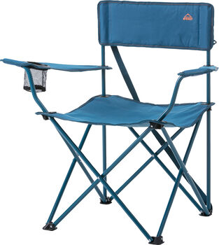 McKINLEY CAMP CHAIR 110 Azul