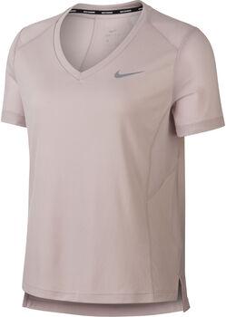Nike Miler Top Vneck  mujer