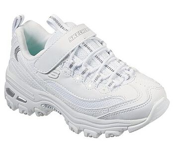 Skechers Zapatilla D'LITES-IN THE CLEAR niña