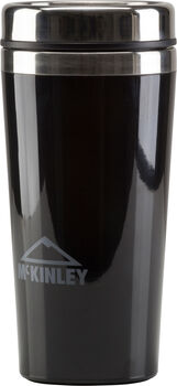 McKINLEY STAINLESS STEEL DOUBLE TRAVEL Negro