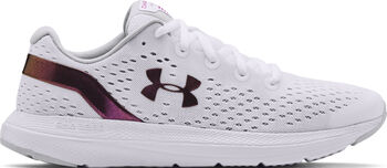 Under Armour Zapatillas de running UA Charged Impulse Shft mujer Blanco