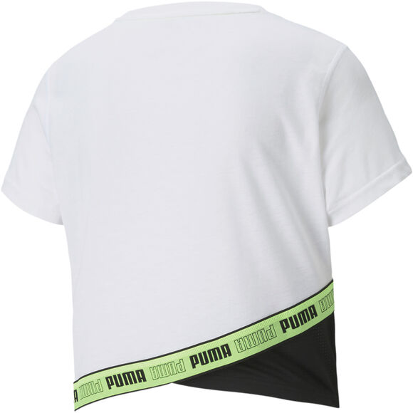 Camiseta manga corta training Logo