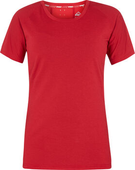 McKINLEY Camiseta Manga Corta Ponga mujer Rojo