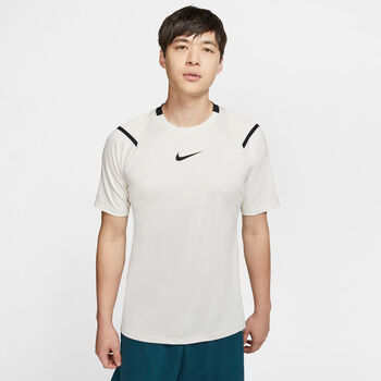 Nike Camiseta m/cNK AEROADPT TOP SS NPC hombre Blanco