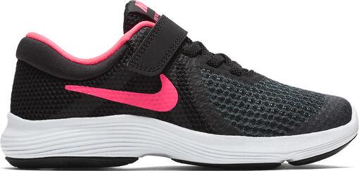 Nike - Zapatilla NIKE REVOLUTION 4 (PSV) - Unisex - Zapatillas Running - Negro - 30