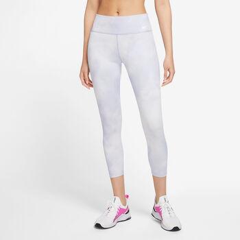 Nike Mallas Icon Clash 3/4 mujer Blanco