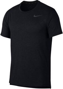 Nike Camiseta m/cNK BRT TOP SS HPR DRY hombre Negro