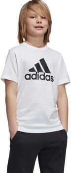 adidas Camiseta  Badge of Sport Must Haves niño