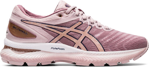 ASICS - GEL-NIMBUS? 22 - Mujer - Zapatillas Running - Rosa - 39?