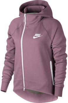 Nike W NSW TCH FLC CAPE FZ mujer