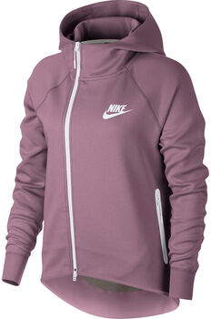 Nike Tech Fleece Cape FZ mujer
