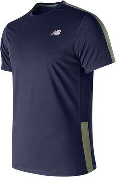 New Balance Camiseta de manga corta Accelerate hombre
