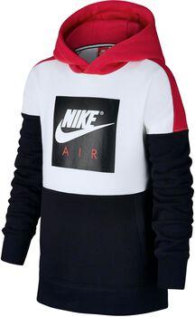 Nike Air Hoodie PO Junior niño Blanco