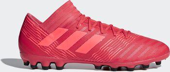 Botas fútbol adidas Nemeziz 17.3 AG Rojo