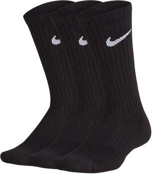 Nike Y NK EVRY CUSH CREW 3PR niño Negro