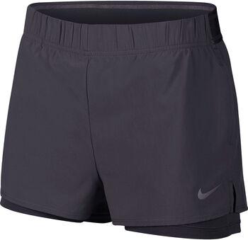 Nike Pantalón corto de tenis Flex mujer