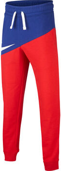 Nike Pantalon B NSW SWOOSH PANT FT Rojo