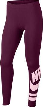 Nike Sportswear graphic leggings  niña Rojo