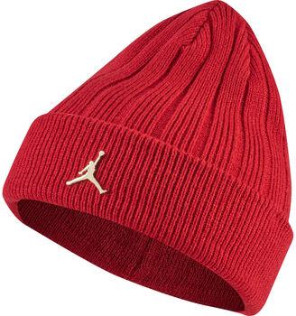 Nike Gorra JORDAN BEANIE CUFFED INGOT hombre Rojo