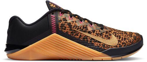 Nike -  Metcon 6 - Mujer - Zapatillas Fitness - Negro - 8