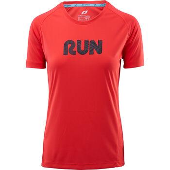 PRO TOUCH Camiseta m/c Bonita III wms mujer Rojo