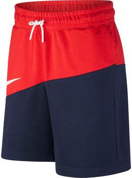 Nike ShortNSW SWOOSH SHORT FT hombre Rojo