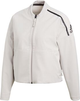 adidas Z.N.E. Singled Out Bomber Mujer Blanco
