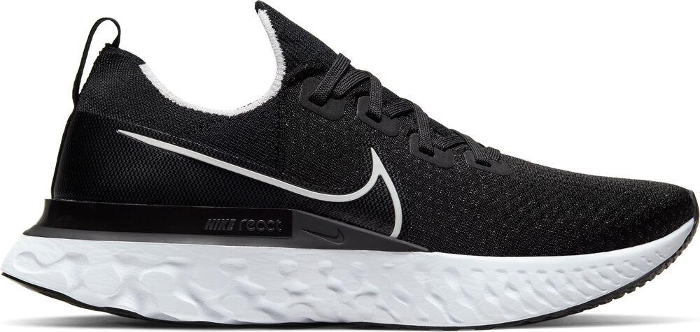 Nike - Zapatilla REACT INFINITY RUN - Hombre - Zapatillas Running - Negro - 8dot5