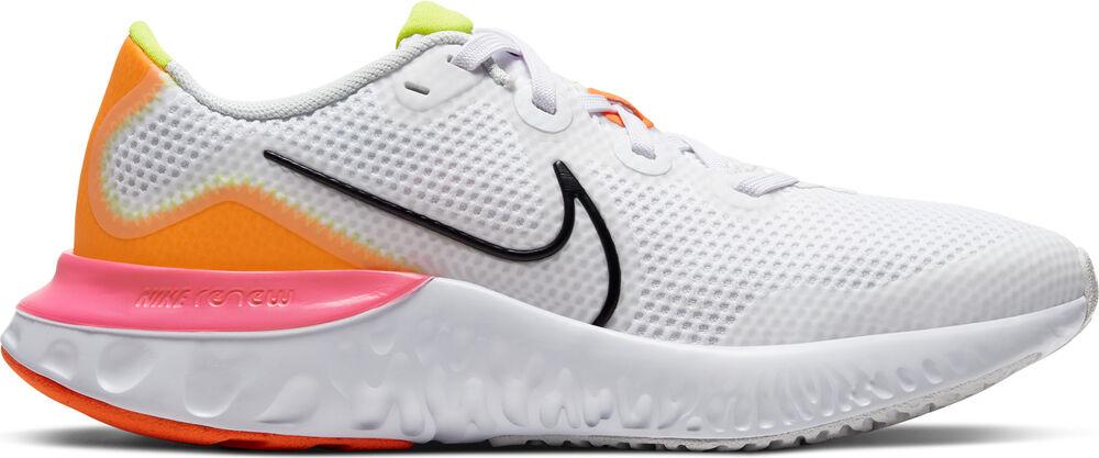 Nike - Renew Run - Unisex - Zapatillas Running - Blanco - 3dot5Y