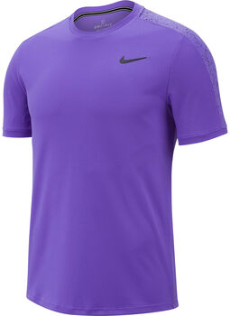 Nike Court Dri-FIT ShorSleeve Graphic Tennis hombre