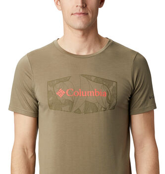 Columbia Camiseta manga corta Terra Vale II  hombre