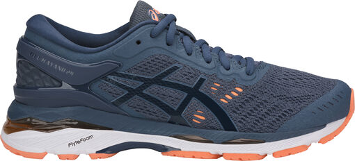 Asics - GEL-Kayano 24 Mujer - Mujer - Zapatillas Running - Azul - 37