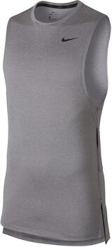 Nike Tank Fitted Utility hombre Gris