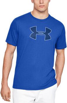 Under Armour Camiseta de manga corta UA Big Logo para hombre Azul
