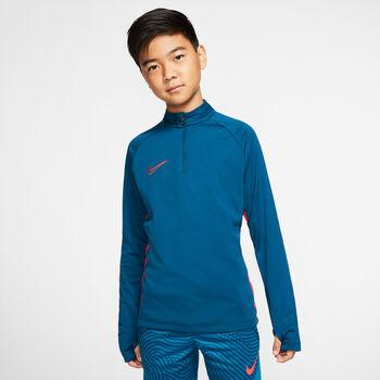 Nike Sudadera B NK DRY ACDMY DRIL TOP niño Azul
