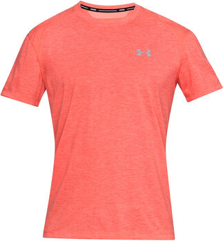 Under Armour Camiseta de manga cortaStreaker Twist para hombre
