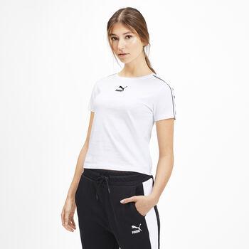 Puma Camiseta manga corta Classics mujer