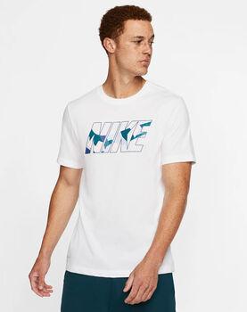 Nike Camiseta m/cNK DRY TEE DFCT DAZZLE CAMO hombre