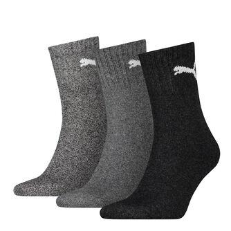 Short Crew Socks 3p