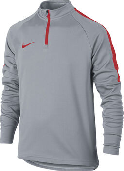 Nike Dry acdmy dril top Gris