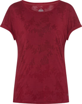 McKINLEY Camiseta Manga corta Marys III mujer Rojo