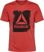 Reebok Actron Tech Tee Hombre