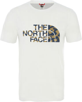 The North Face Camiseta manga corta Berard hombre Blanco