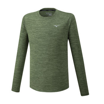 Mizuno Camiseta manga larga Impulse Core LS hombre