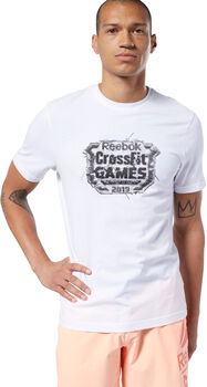 Reebok Camiseta RC Distressed Crest Tee hombre