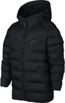 Nike Sudadera B NSW JACKET FILLED Negro