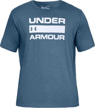 Under Armour Camiseta m/c  TEAM ISSUE WORDMARK SS hombre Azul