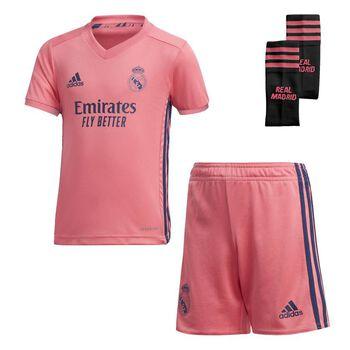 adidas Kit equipación Real Madrid 20-21